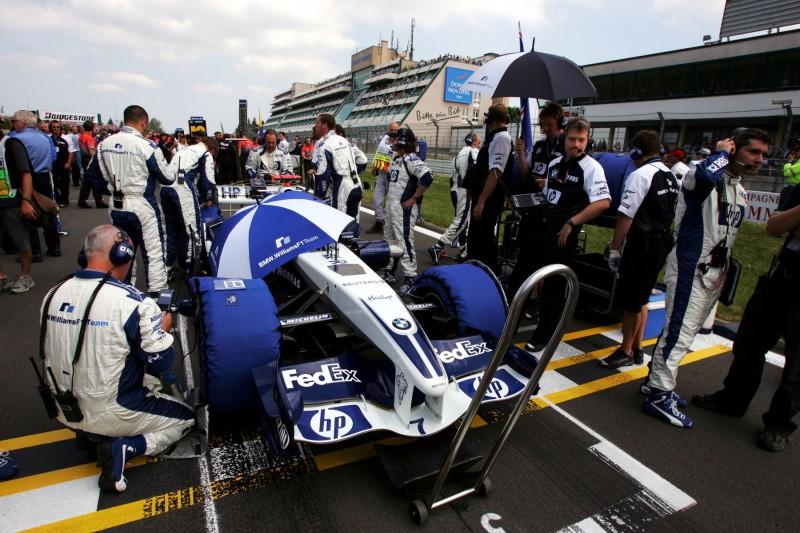 Nick Heidfeld Williams Williams F1 ~Nick Heidfeld ~