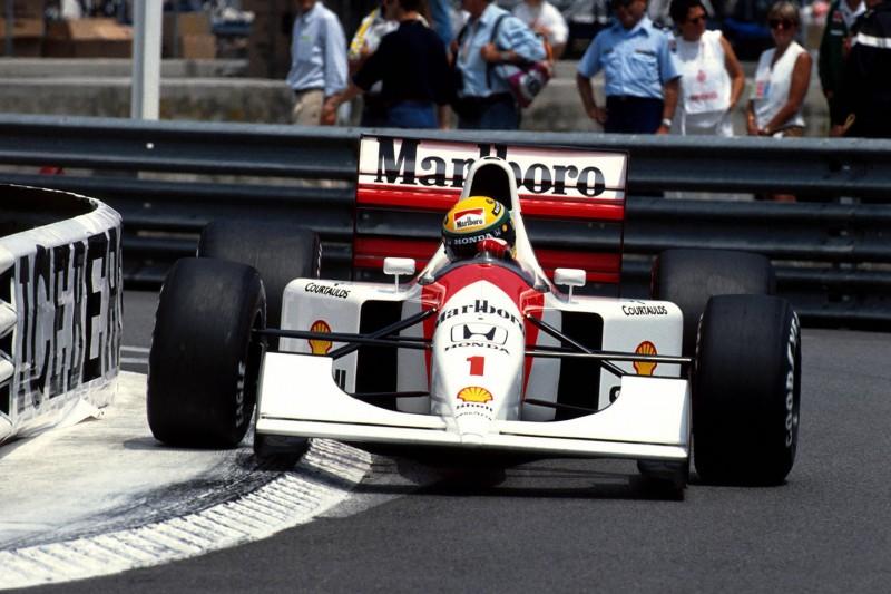 McLaren McLaren F1 Team F1 ~~