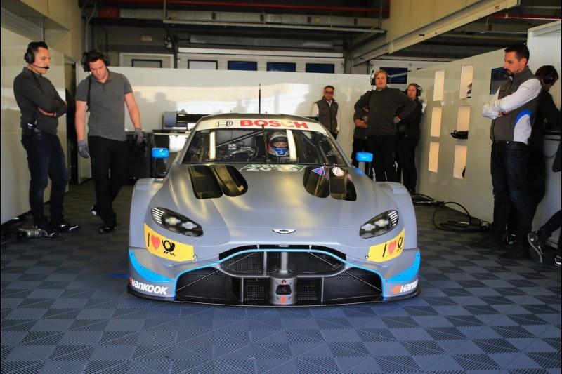 Aston Martin, Paul di Resta