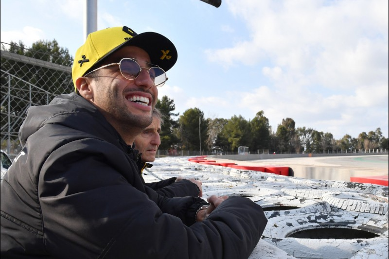 Daniel Ricciardo, Alain Prost