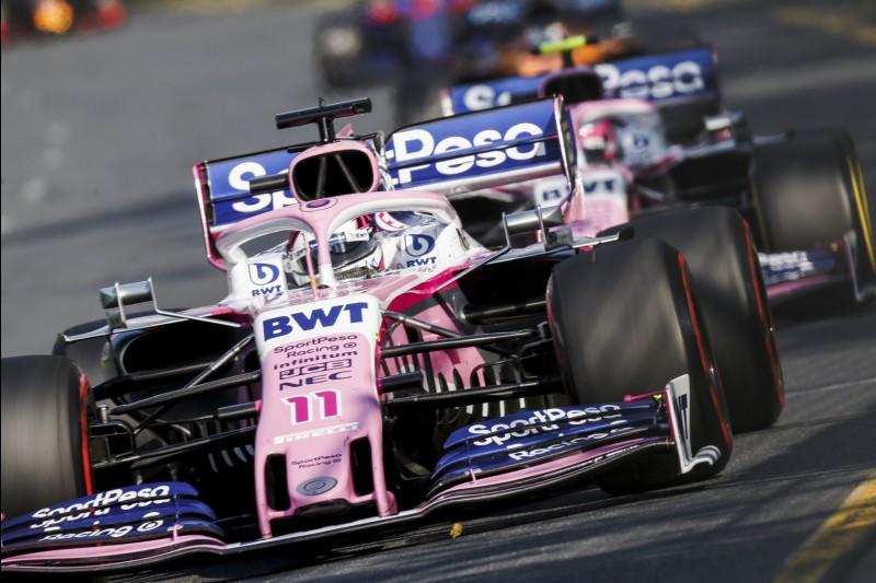 Sergio Perez, Lance Stroll