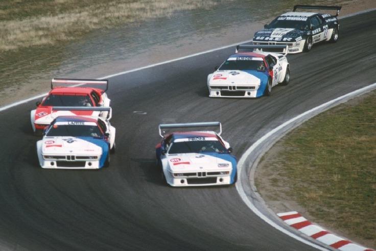 BMW M1 Procar, Procar-Serie, Procar, BMW M1