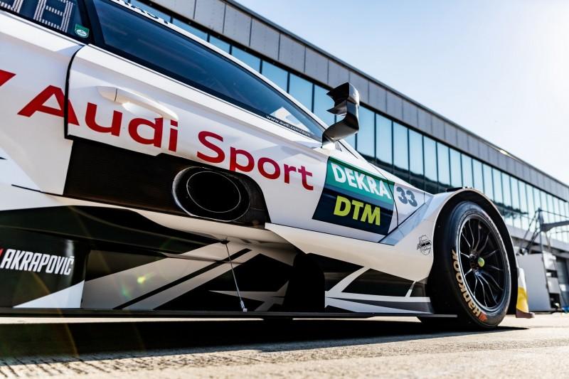 Audi, Auspuff