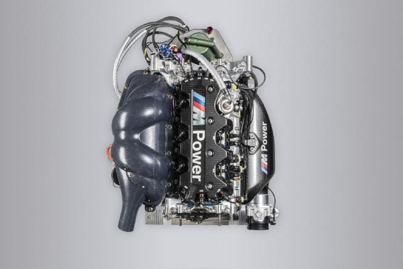 BMW, Turbo, Draufsicht