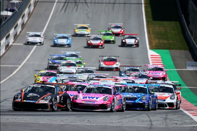 Porsche Supercup in Spielberg