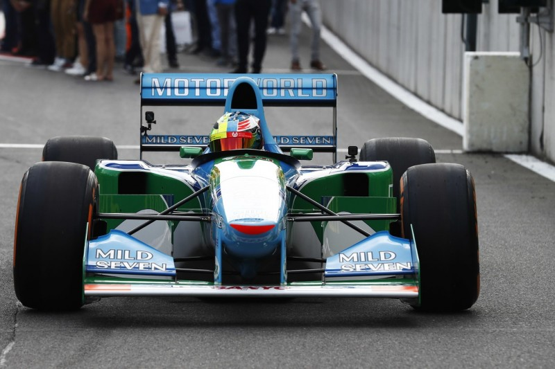 Mick Schumacher, Michael Schumacher