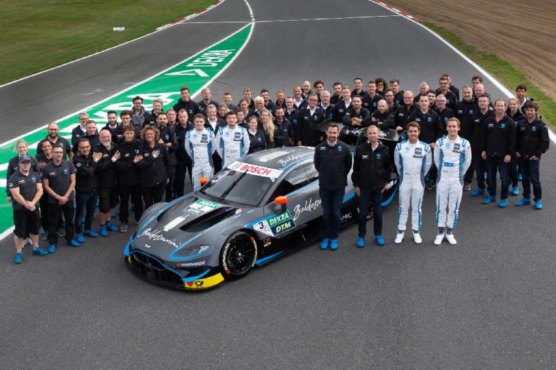 R-Motorsport, Team
