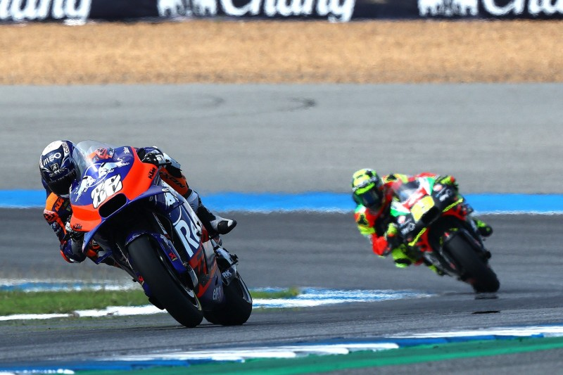 Miguel Oliveira, Andrea Iannone
