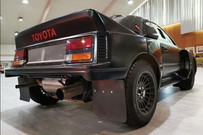 Toyota MR2 WRC