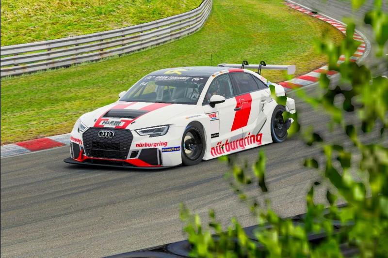 Audi RS 3 LMS, Audi RS3 LMS