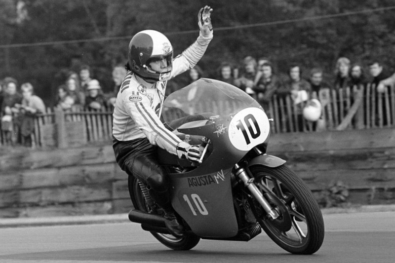 Giacomo Agostini 1973