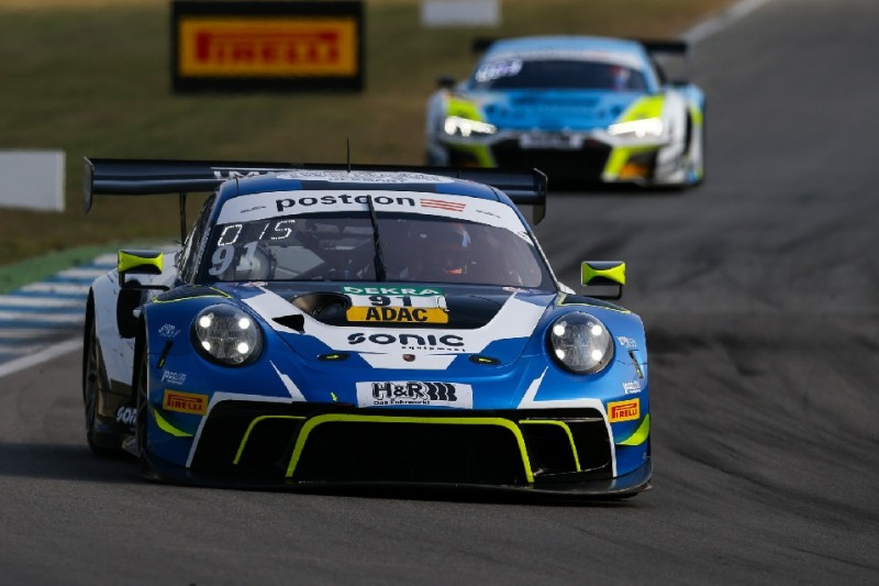 Joos Sportwagentechnik, Porsche 911 GT3 R