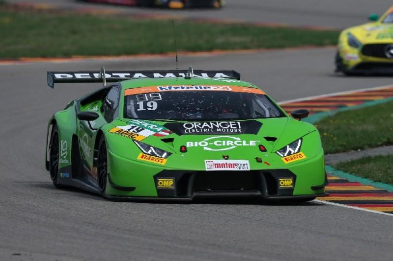 Ezequiel Perez Companc fuhr zwei Jahre für GRT Grasser im ADAC GT Masters
