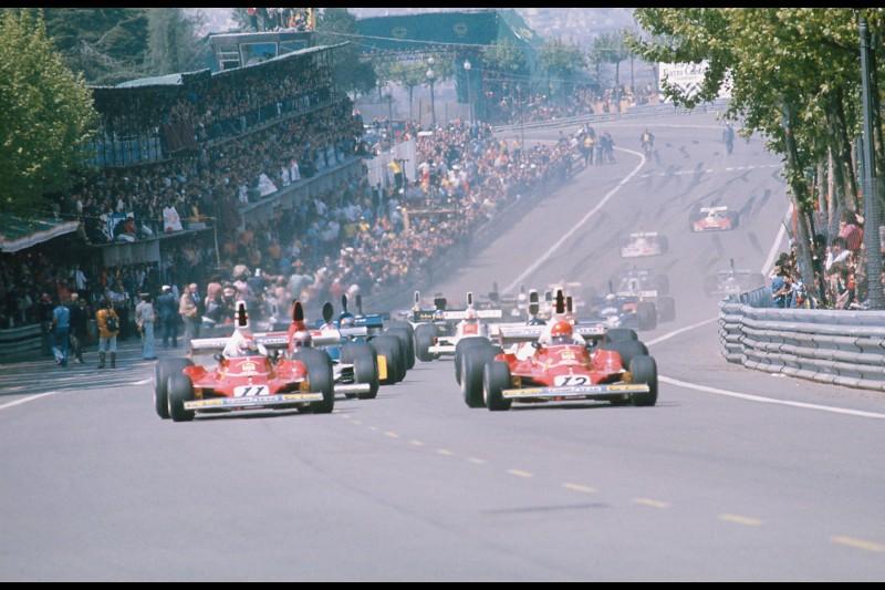 Niki Lauda Ferrari Scuderia Ferrari Mission Winnow F1 ~Niki Lauda ~