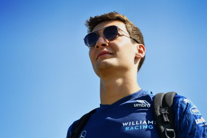 George Russell Williams Williams F1 ~George Russell (Williams) ~