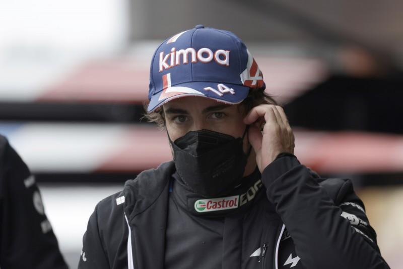 Fernando Alonso Alpine Alpine F1 ~Fernando Alonso (Alpine) ~