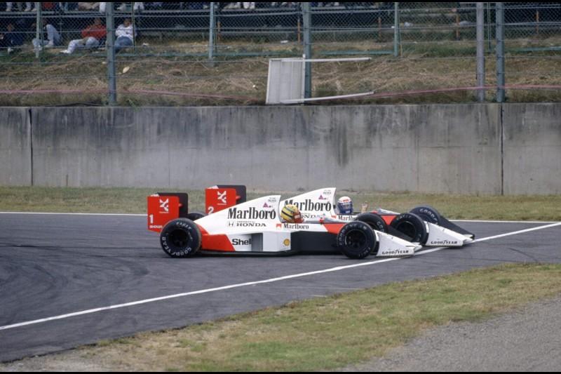 Alain Prost McLaren McLaren Honda F1 ~Alain Prost~