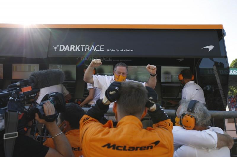 Zak Brown McLaren McLaren F1 ~Zak Brown ~