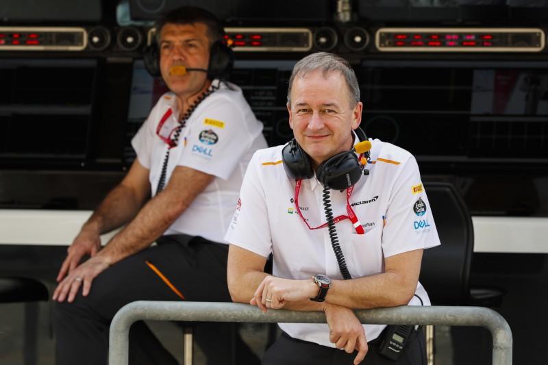 Jonathan Neale McLaren McLaren F1 Team F1 ~Jonathan Neale ~