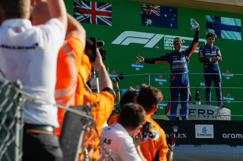 Daniel Ricciardo McLaren McLaren F1 ~Daniel Ricciardo (McLaren) ~