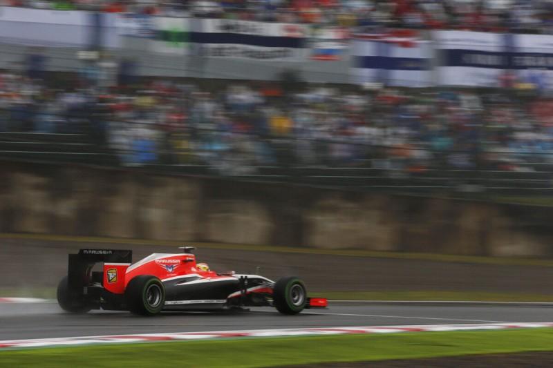 Jules Bianchi Ferrari Scuderia Ferrari F1Marussia Marussia F1 Team F1 ~Jules Bianchi (Marussia) ~