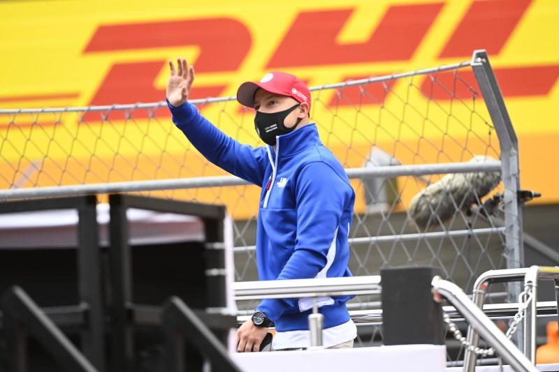 Nikita Masepin Haas Haas F1 ~Nikita Masepin (Haas) ~