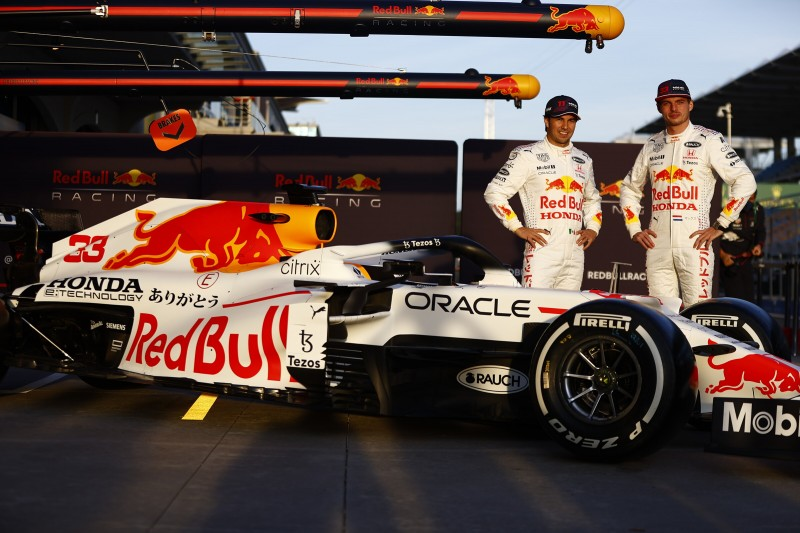 Sergio Perez Max Verstappen Red Bull Red Bull F1 ~Sergio Perez (Red Bull) und Max Verstappen (Red Bull) ~
