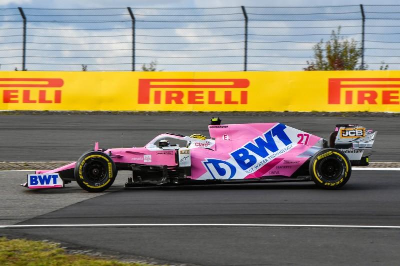 Nico Hülkenberg Racing Point Racing Point F1 ~Nico Hülkenberg (Racing Point) ~
