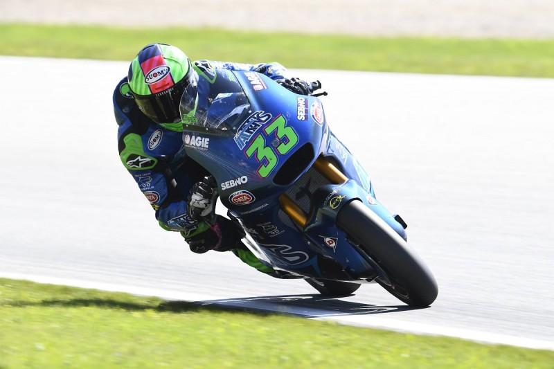Enea Bastianini Italtrans Italtrans Racing Team Moto2 ~Enea Bastianini (Italtrans) ~