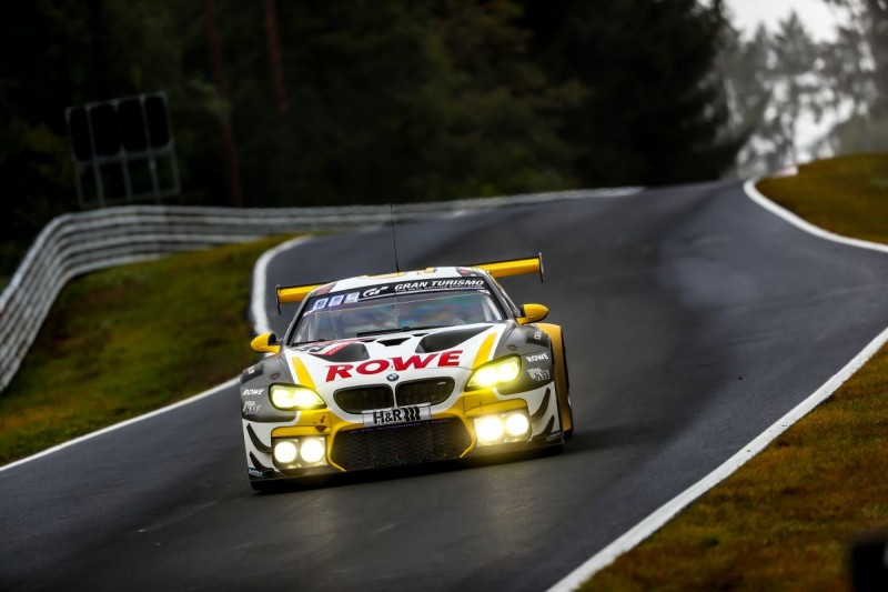 Alexander Sims Nick Yelloly Philipp Eng Rowe Rowe Racing VLN ~Alexander Sims, Nick Yelloly und Philipp Eng ~