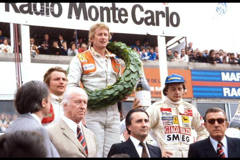 Rene Arnoux Ferrari Scuderia Ferrari F1 ~Rene Arnoux ~