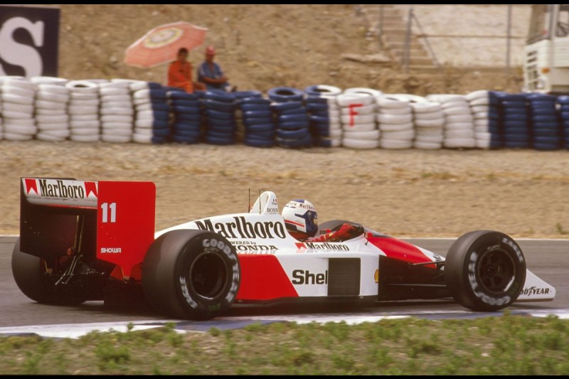Alain Prost F1 ~Alain Prost in Jerez 1988~