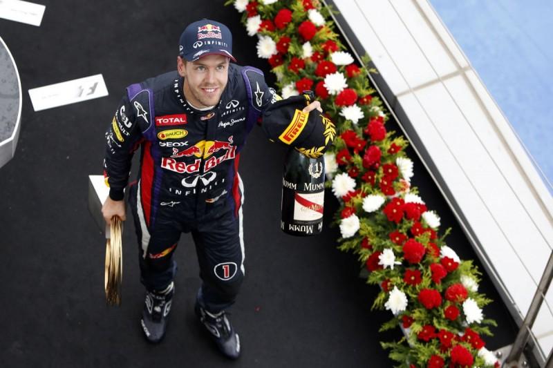Sebastian Vettel Red Bull Infiniti Red Bull Racing F1 ~Sebastian Vettel (Red Bull) ~