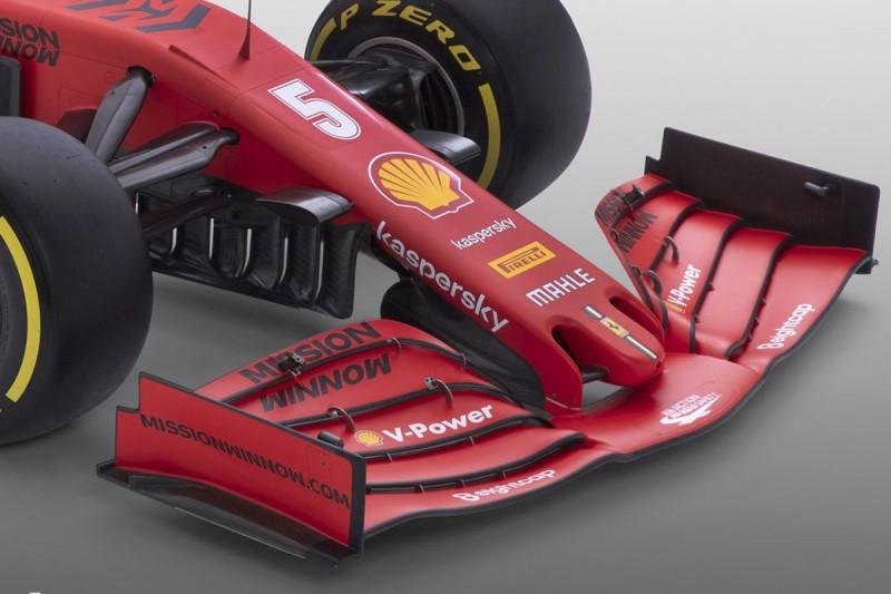 ~Ferrari SF1000~