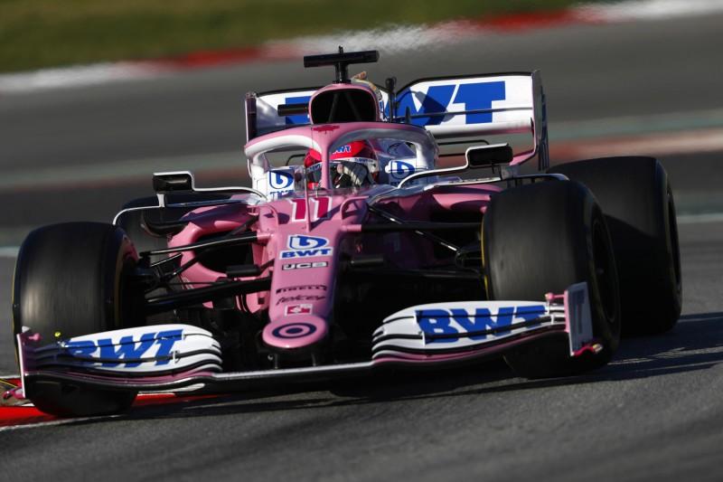 Sergio Perez ~Sergio Perez (Racing Point) ~