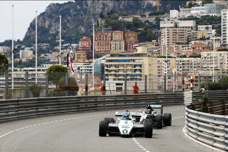 Nico Rosberg Mercedes Mercedes AMG Petronas Motorsport F1 ~Keke und Nico Rosberg ~