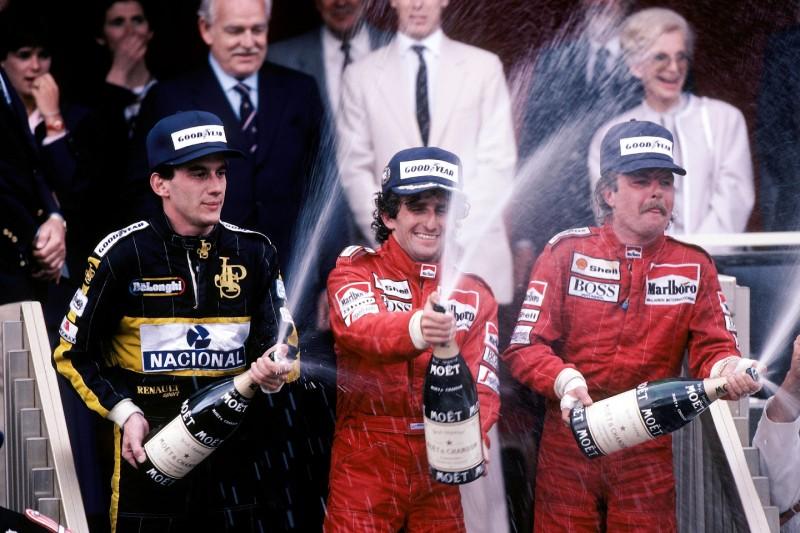 Alain Prost CIP CIP Moto3Lotus Lotus F1 Team F1McLaren McLaren F1 Team F1 ~Alain Prost ~