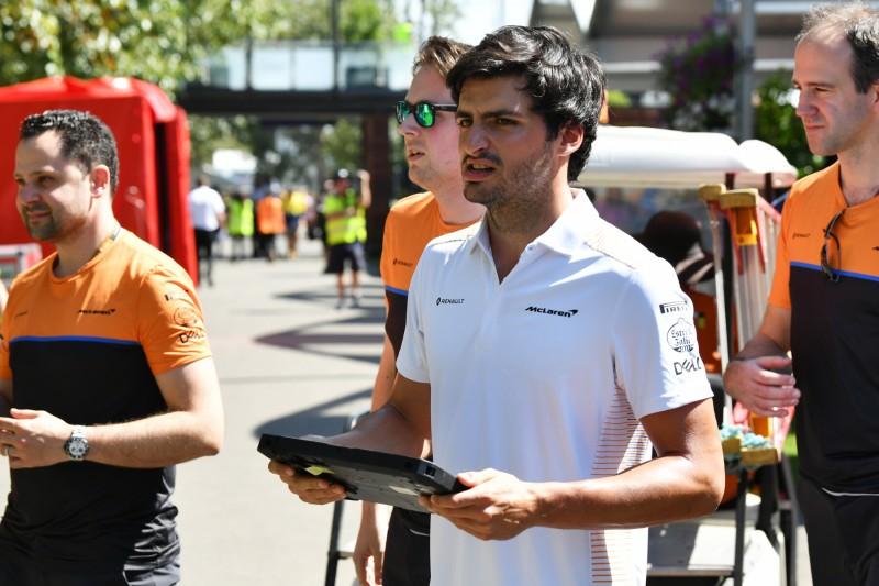 Carlos Sainz McLaren McLaren F1 Team F1 ~Carlos Sainz (McLaren) ~