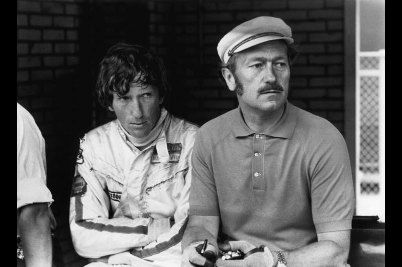 Jochen Rindt Lotus Lotus F1 Team F1 ~Jochen Rindt ~