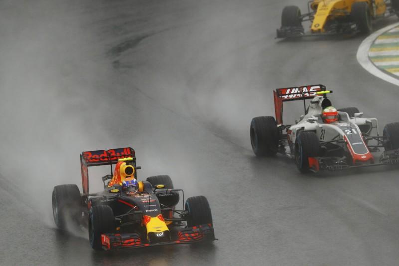 Max Verstappen Esteban Gutierrez Ferrari Scuderia Ferrari F1Red Bull Red Bull Racing F1 ~Max Verstappen (Red Bull) und Esteban Gutierrez ~