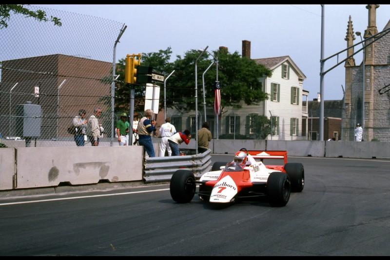 John Watson McLaren McLaren F1 Team F1 ~John Watson ~