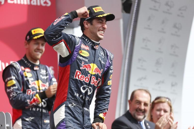 Daniel Ricciardo Red Bull Red Bull F1 ~Daniel Ricciardo (Renault) ~