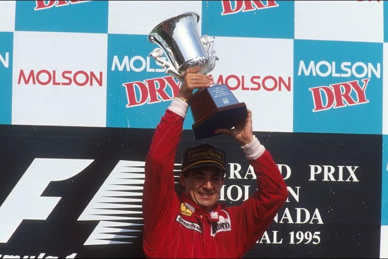 Jean Alesi Ferrari Ferrari F1 ~Jean Alesi ~