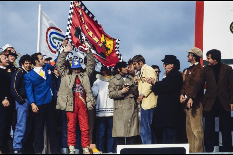 Jackie Stewart ~Jackie Stewart ~