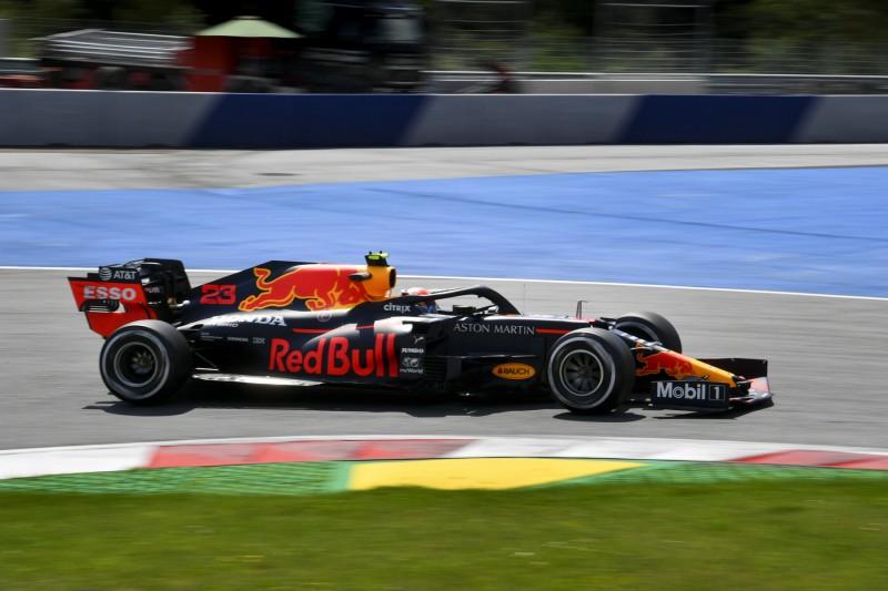 Alexander Albon Red Bull Red Bull F1 ~Alexander Albon (Red Bull) ~