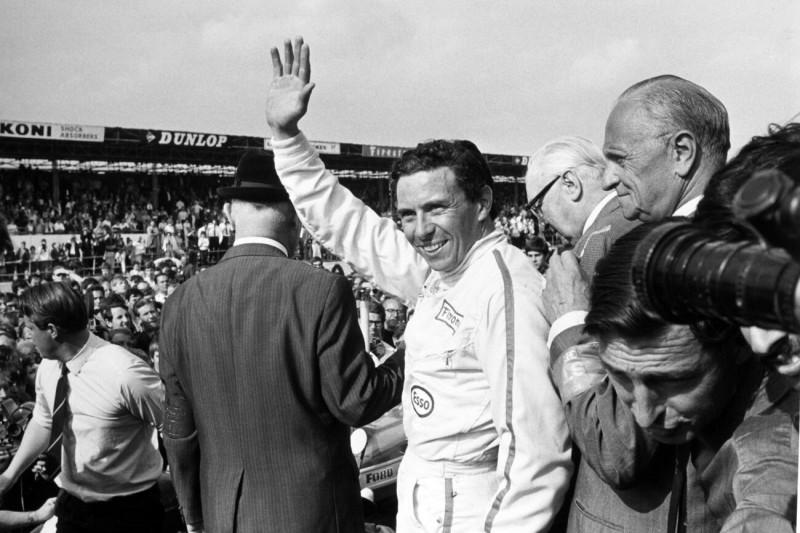 Jim Clark Lotus Lotus F1 Team F1 ~Jim Clark ~