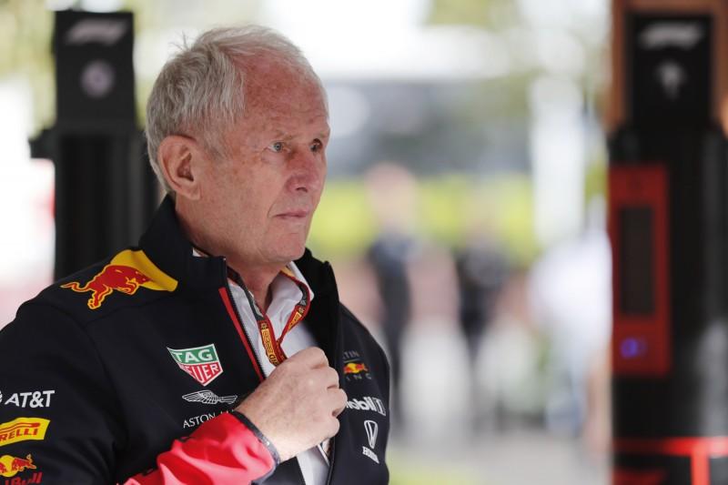 Helmut Marko Red Bull Red Bull F1 ~Helmut Marko ~
