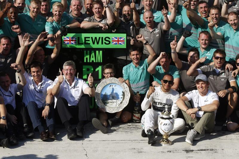 Lewis Hamilton Mercedes Mercedes AMG Petronas Formula One Team F1 ~Lewis Hamilton (Mercedes) ~