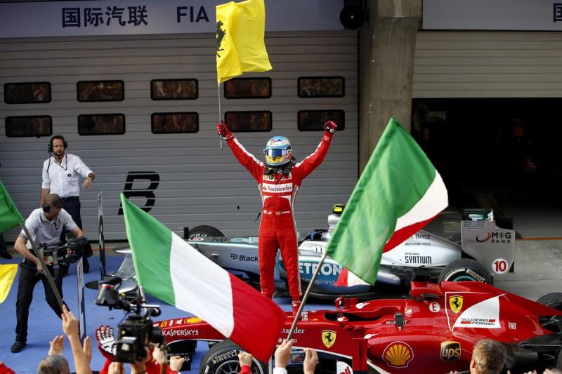 Fernando Alonso Ferrari Scuderia Ferrari F1 ~Fernando Alonso (Ferrari) ~