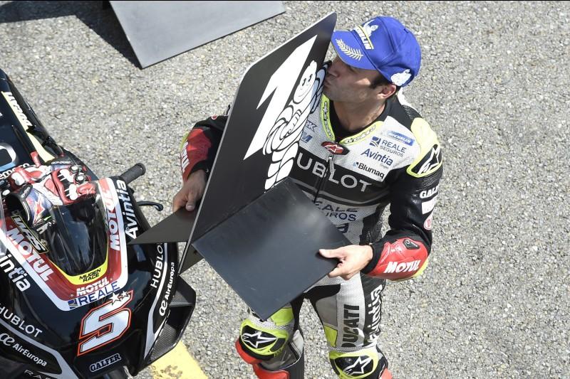 Johann Zarco Avintia Avintia MotoGP ~Johann Zarco (Avintia) ~